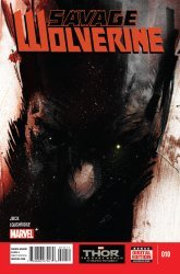 Marvel Comics's Savage Wolverine Issue # 10