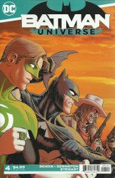 DC Comics's Batman Universe Issue # 4