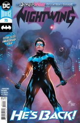 DC Comics's Nightwing Issue # 75