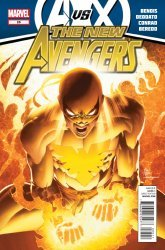 Marvel Comics's The New Avengers Issue # 25