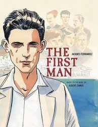 Pegasus Books's The First Man Hard Cover # 1