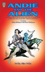 Bliss on Tap's Andie and the Alien Soft Cover # 1
