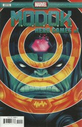 Marvel Comics's M.O.D.O.K.: Head Games Issue # 1d