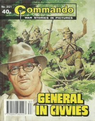 D.C. Thomson & Co.'s Commando: War Stories in Pictures Issue # 2521