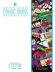 TwoMorrows Publishing's American Comic Book Chronicles Hard Cover # 8