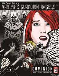 CreateSpace's Vampire Guardian Angels Issue # 3