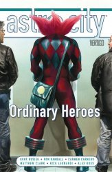 Vertigo's Astro City: Ordinary Heroes Hard Cover # 1