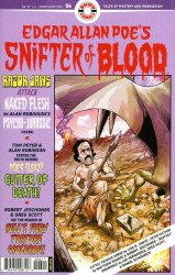 Ahoy Comics's Edgar Allan Poe's Snifter of Blood Issue # 6