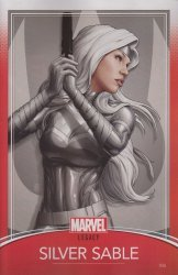 Marvel Comics's Silver Sable and the Wild Pack Issue # 36b