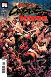 Marvel Comics's Absolute Carnage vs Deadpool Issue # 1