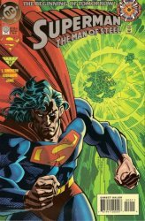 DC Comics's Superman: The Man of Steel Issue # 0