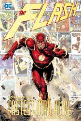 DC Comics's Flash: 80 Years Of The Fastest Man Alive Hard Cover # 1