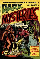 Master Publications's Dark Mysteries Issue # 1