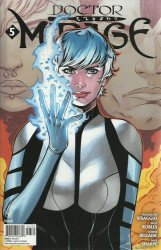 Valiant Entertainment's Doctor Mirage Issue # 5c
