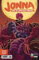 Oni Press's Jonna and the Unpossible Monsters Issue # 1b