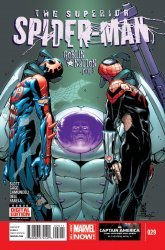 Marvel Comics's The Superior Spider-Man Issue # 29