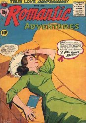 American Comics Group's Romantic Adventures Issue # 66