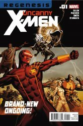 Marvel Comics's Uncanny X-Men Issue # 1
