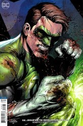DC Comics's Hal Jordan and the Green Lantern Corps Issue # 46b