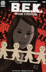 After-Shock Comics's Black Eyed Kids Issue # 14