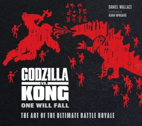 Insight Studios's The Art of Godzilla vs Kong Hard Cover # 1