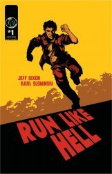 APE Entertainment's Run Like Hell Soft Cover # 1