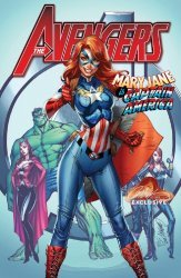 Marvel Comics's The Avengers Issue # 8campbell-a
