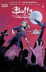 BOOM! Studios's Buffy The Vampire Slayer Issue # 7e