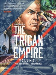Rebellion's Rise and Fall of the Trigan Empire TPB # 1
