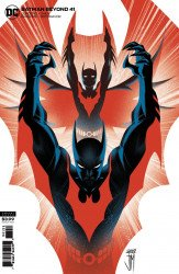 DC Comics's Batman Beyond Issue # 41b