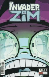 Oni Press's Invader Zim Issue # 13