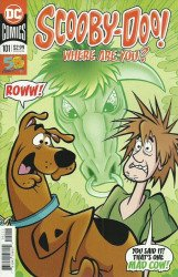 DC Comics's Scooby-Doo: Where Are You? Issue # 101