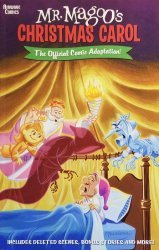 Airwave Publishing's Mr. Magoo's Christmas Carol Soft Cover # 1dvd