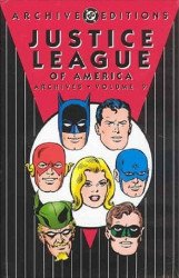 DC Comics's Justice League Archives Hard Cover # 9