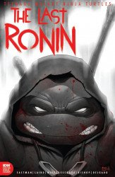 IDW Publishing's TMNT: The Last Ronin Issue # 2bishart