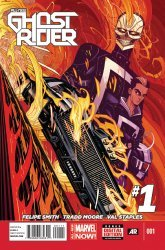 Marvel's All-New Ghost Rider Issue # 1