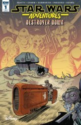 IDW Publishing's Star Wars Adventures: Destroyer Down Issue # 1ri