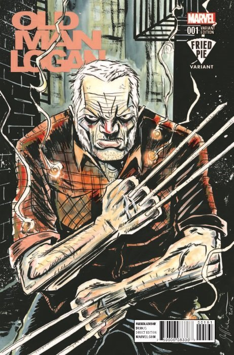 old man logan issue 1 marvel comics