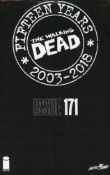 Image Comics's The Walking Dead: 15th Anniversary - Blind Bag Edition Issue # 171