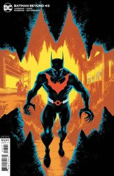 DC Comics's Batman Beyond Issue # 43b