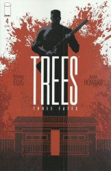 Image Comics's Trees: Three Fates Issue # 4