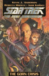 WildStorm's Star Trek: The Next Generation - The Gorn Crisis Soft Cover # 1
