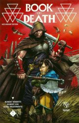 Valiant Entertainment's Book of Death Issue # 1 4cg