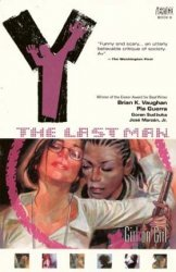 Vertigo's Y: The Last Man TPB # 6