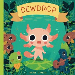 Oni Press's Dewdrop TPB # 1
