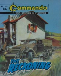 D.C. Thomson & Co.'s Commando: War Stories in Pictures Issue # 1521
