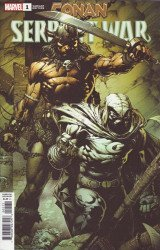 Marvel Comics's Conan: Serpent War Issue # 1g