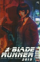 Titan Comics's Blade Runner 2019 Issue # 1