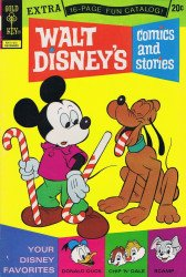 Gold Key's Walt Disney's Comics and Stories Issue # 387b