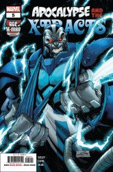 Marvel Comics's Age of X-Man: Apocalypse and the X-Tracts Issue # 5